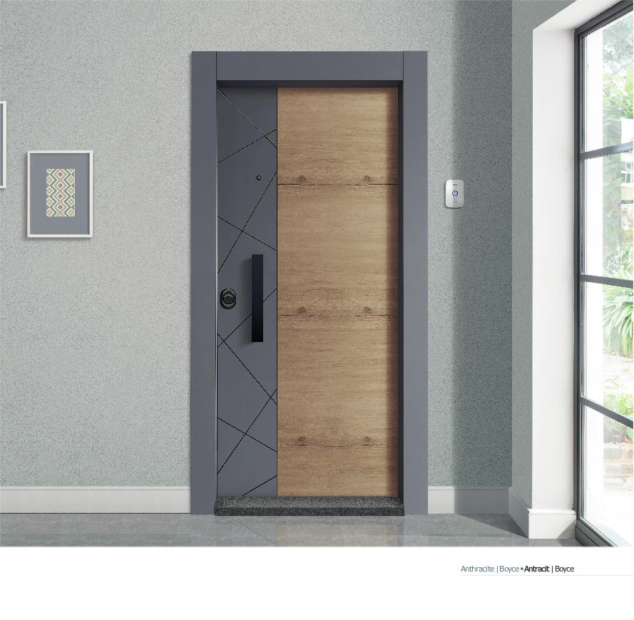 Protuprovalna vrata CX